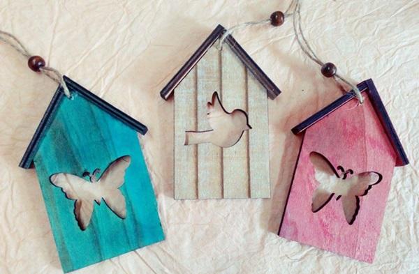 Drvena kućica